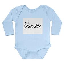 Dawson surname artistic design Body Suit