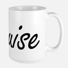 Cruise surname artistic design Mugs