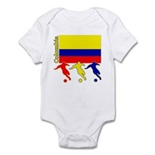 Colombia Soccer Onesie