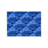Blue 5x7 Rugs