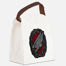 Funny Eagle Canvas Lunch Bag