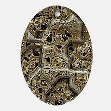Insinde the Machine Ornament (Oval)