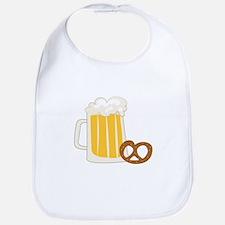 Beer & Pretzel Bib