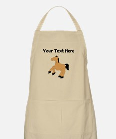 Brown Horse (Custom) Apron