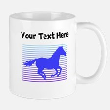 Horse Graphic (Custom) Mugs