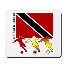 Trinidad Soccer Mousepad