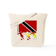 Trinidad Soccer Tote Bag