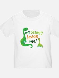 Grampy Loves Me T