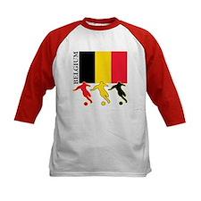 Belgium Soccer Tee