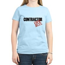 Off Duty Contractor T-Shirt