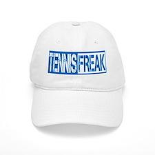 Tennis Freak Baseball Baseball Cap