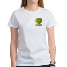 Brisbane Canaries Logo T-Shirt - Chest
