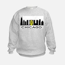 Chicago Silhouette Sweatshirt