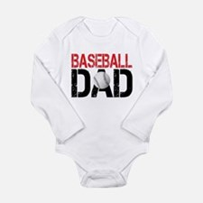 Baseballl Dad Body Suit