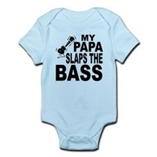 My Papa Slaps The Bass Body Suit