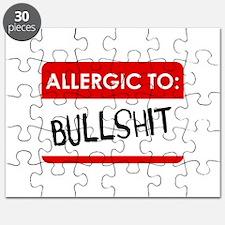 Allergic To Bullshit Puzzle