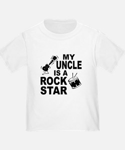 My Uncle Is A Rock Star T-Shirt