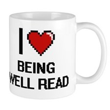 Cute Literate Mug