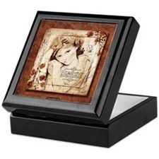 Victorian Babe Keepsake Box