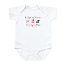 Kathryn - Shopping Buddies Infant Bodysuit