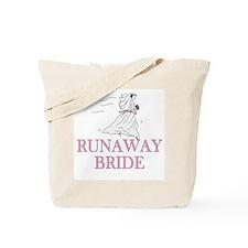 Runaway Bride Too Tote Bag