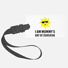 Mommys Sunshine Luggage Tag