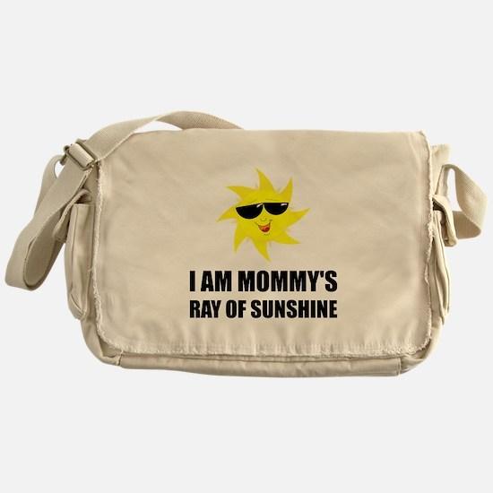 Mommys Sunshine Messenger Bag
