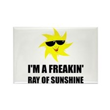 Ray Of Sunshine Magnets