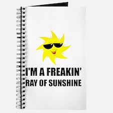 Ray Of Sunshine Journal