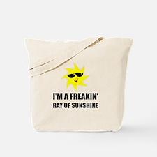 Ray Of Sunshine Tote Bag