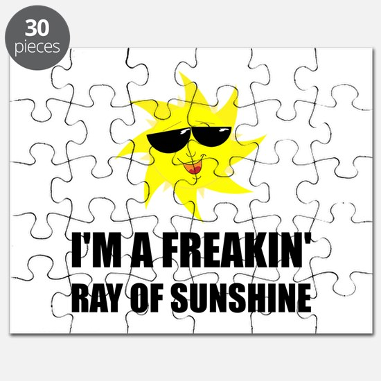 Ray Of Sunshine Puzzle
