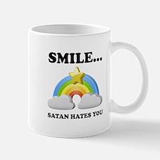 Satan Hates You Mugs