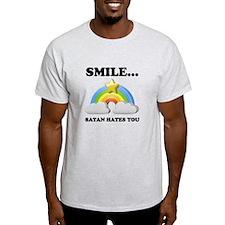 Satan Hates You T-Shirt