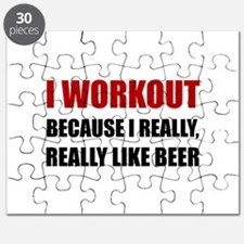 Workout Beer Puzzle