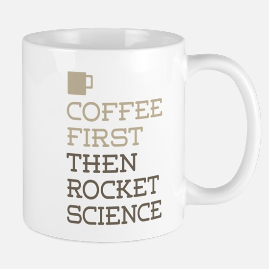 Rocket Science Mugs