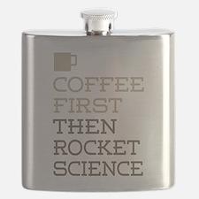 Rocket Science Flask