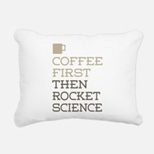 Rocket Science Rectangular Canvas Pillow