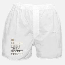 Rocket Science Boxer Shorts