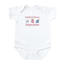 Kendall - Shopping Buddies Infant Bodysuit