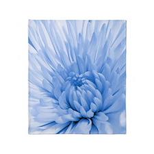 Blue Mum Throw Blanket