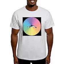 Pastel Dolphin T-Shirt