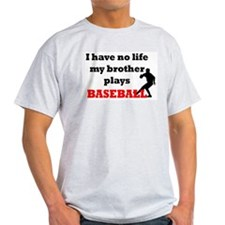 Cute Life is baseball T-Shirt