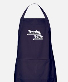 Trophy Wife Apron (dark)