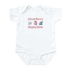 Leah - Shopping Buddies Infant Bodysuit