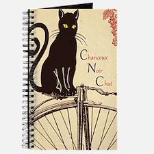 Lucky Black Cat Journal