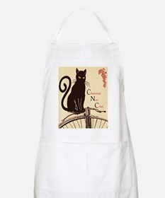 Lucky Black Cat Apron