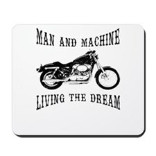 Man & Machine Mousepad