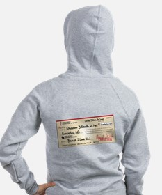 Paid in Full Zip Hoody