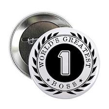 "World's Greatest Boss 2.25"" Button (10 pack)"