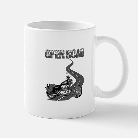 Open Road Mugs